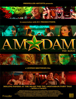 AmStarDam (Stoner Express) (2016)