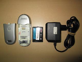 Hape Jadul Motorola C300 Seken Langka Kolektor Item