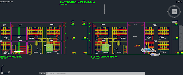 Factory General Architecture and module Development Dwg