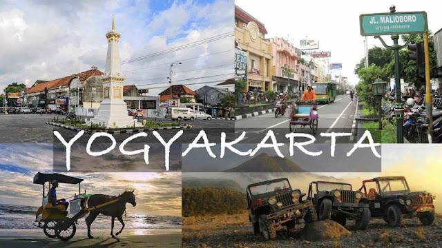 Ragam Tempat Wisata Yogyakarta