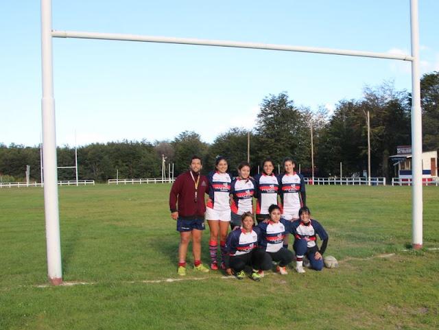 Ushuaia Rugby Club suma rugby femenino