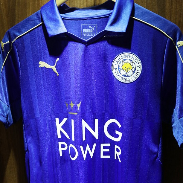 Leicester City 16-17 Home Kit Released - Footy Headlines