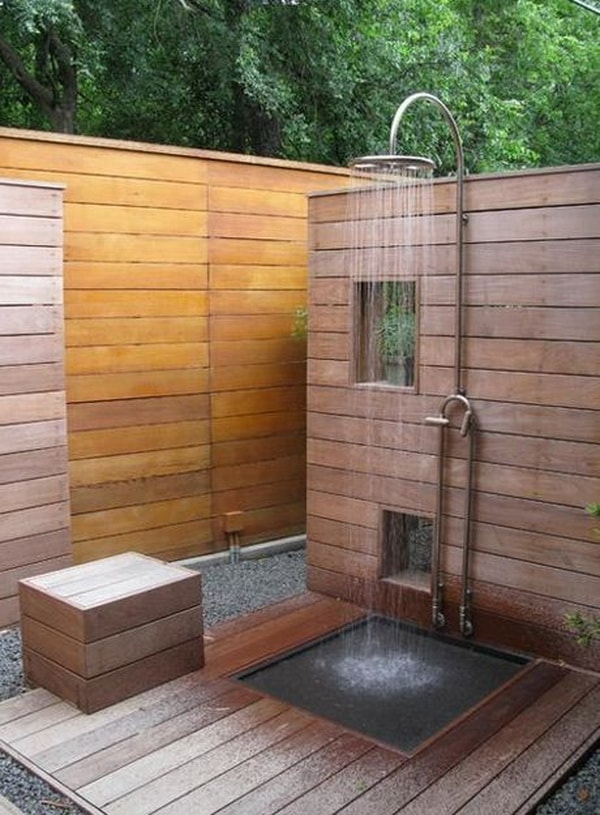 Fall In Love With Outdoor Showers - How To Build 4
