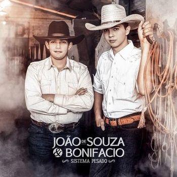 CD CD Sistema Pesado – João de Souza e Bonifacio (2019)