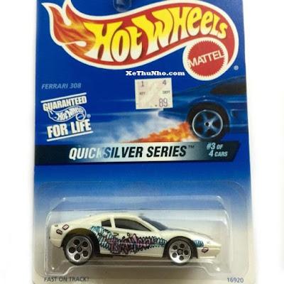 xe Hotwheels Ferrari 7