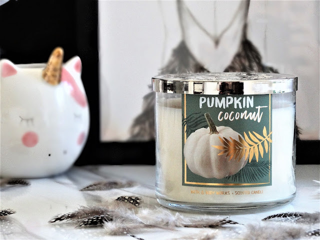 avis Pumpkin Coconut Bath & Body Works, pumpkin coconut bath and body works, pumpkin coconut candle review, bougie pumpkin coconut , bougie bath and body works, revue pumpkin coconut , acheter bougie bath and body works, bath and body works france