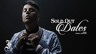 LETRA Sold Out Dates Duki