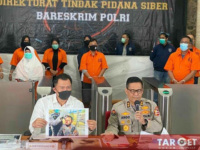 Polisi Ungkap Isi Percakapan WAG KAMI Medan