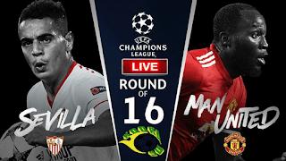 مانشستر يونايتد - ضد - اشبيليه - بث مباشر - الدوري الاوروبي -  اليوم 16-8-2020