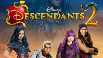 Descendants2 Hindi+ Eng + Telugu + Tamil Full Movie Download