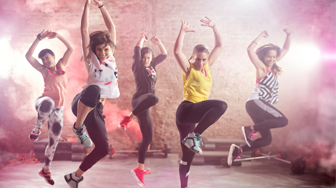 YES, Dancing Can Be A Full Workout