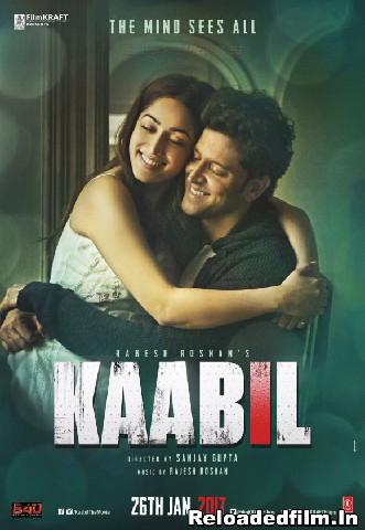 Kaabil (2017) Full Movie Download 480p 720p 1080p