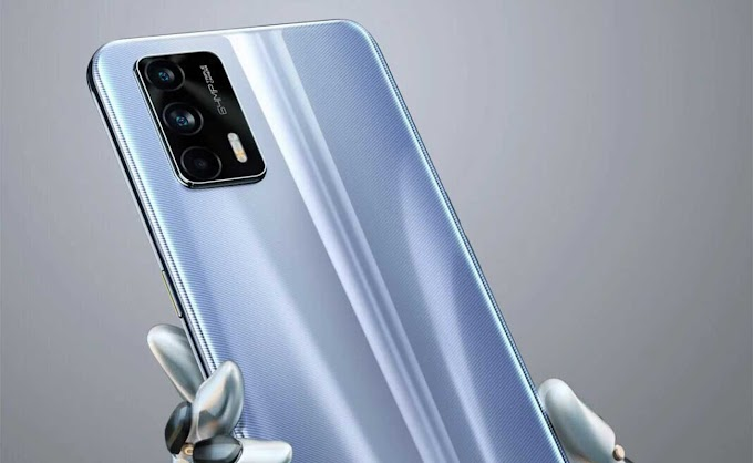 يتميز هاتف Realme GT 5G بكاميرات ثلاثية بدقة 64 ميجابكسل ومقبس
