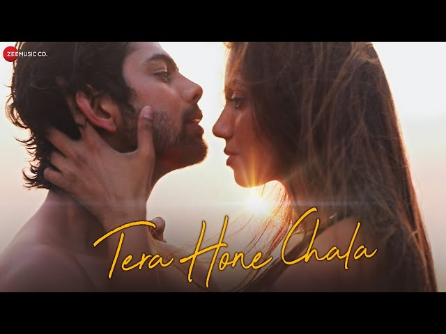 New Hindi Hit Song 'Tera Hone Chala' सुंग By Altaaf Sayyed