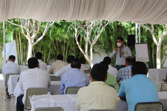 Nueva Alianza Yucatán inicia la capacitación de sus estructuras territoriales