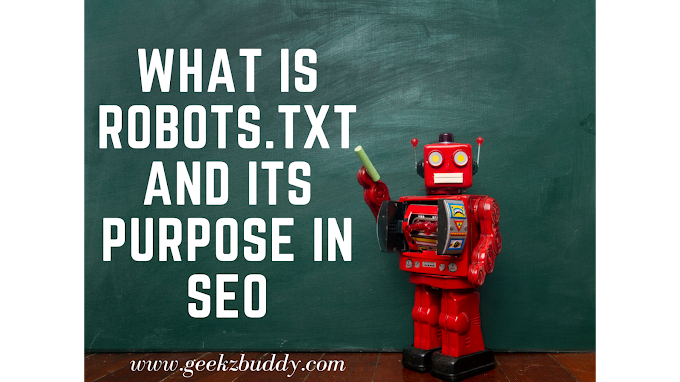What is Robots.txt and its Purpose in SEO