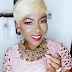Susan Peters rocks blonde hair in new makeup photo