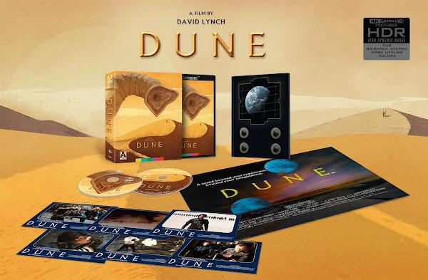 O filme original Dune vai receber um lançamento 4K este ano