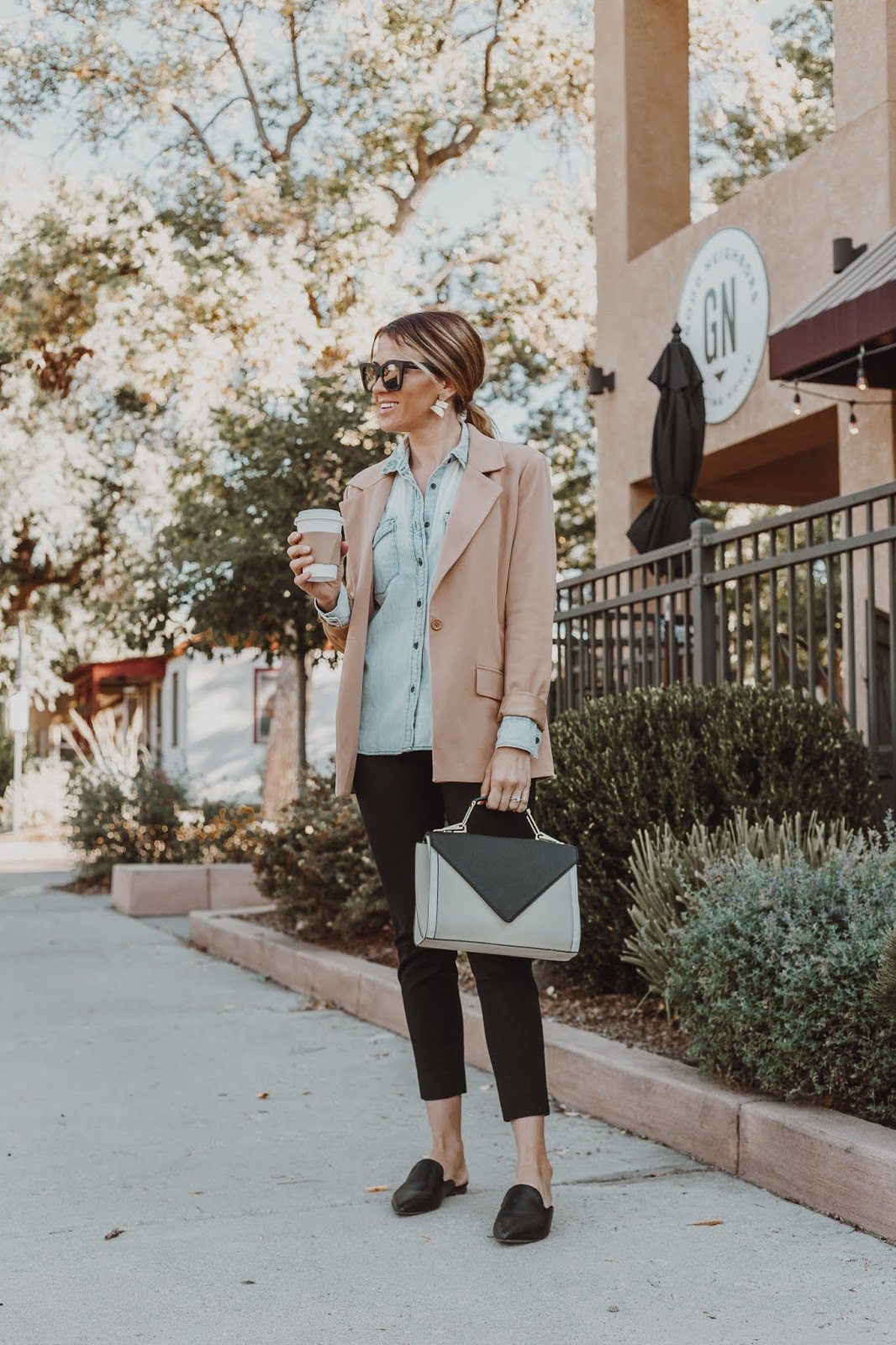 Easy To Recreate Work Outfit