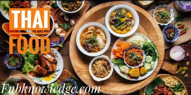 Thai foods (types & recipes)