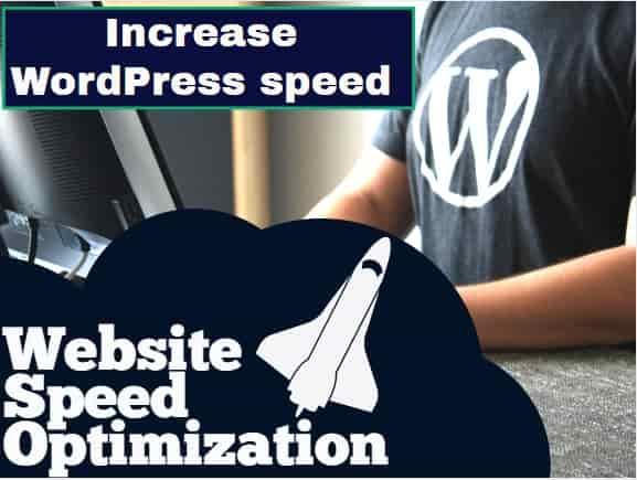 Website speed optimization | Increase WordPress speed