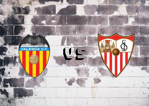 Valencia vs Sevilla  Resumen