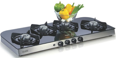 Best Wonderful Design Gas Stove 4 burn Brand in india