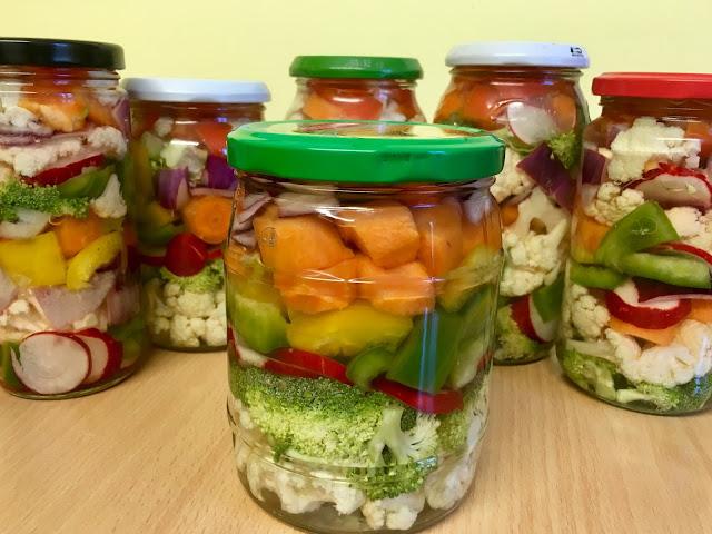 Rainbow Pickles