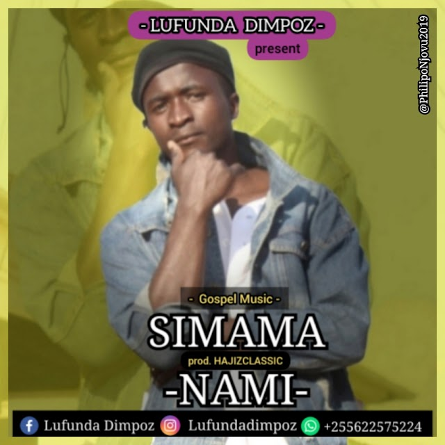 GOSPEL AUDIO|Lufunda Dimpoz - Simama Nami