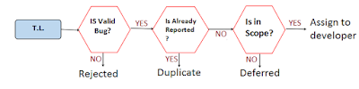 bug life cycle of rejected bug