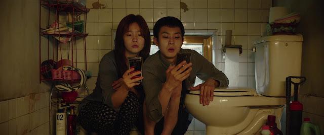 Choi Woo-shik as Kim Ki-woo Park So-dam as Kim Ki-jung