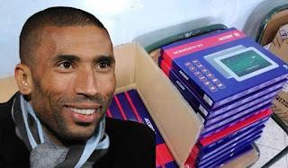 عبد السلام وادو يتبرع ب 732 لوحة إلكترونية لفائدة تلاميذ إقليم تنغير
