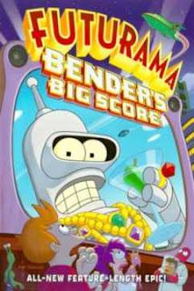 descargar Futurama: El Gran Golpe de Bender en Español Latino