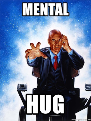 "Professor X ""Mental Hug"" (X-Men)"