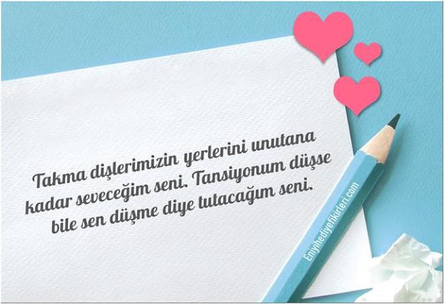 aşk mesajları