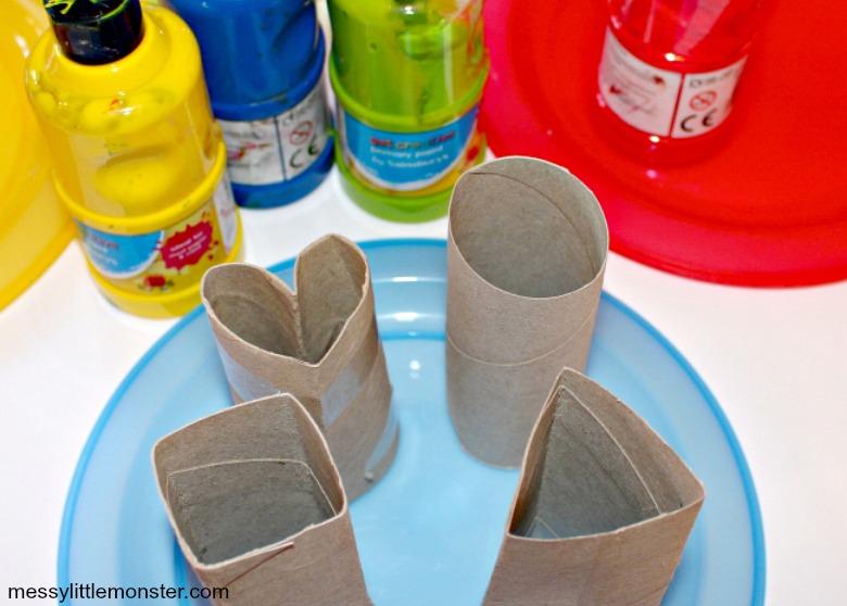 easy process art ideas for kids