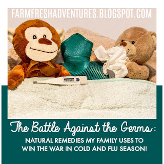 The Battle Against the Germs: Natural Remedies to Win the War