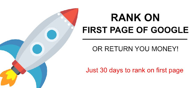 How To Rank First Page On Google [ In Just 30 Days ]