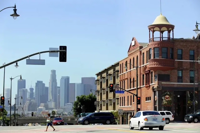 Boyle Heights Los Angeles Districts