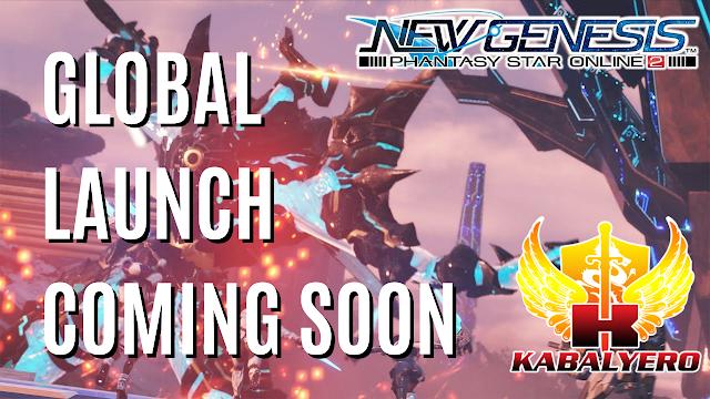 Phantasy Star Online 2: New Genesis, A Global MMORPG (Gaming)