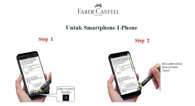 cara-menggunakan-paket-belajar-online-faber-castell-iphone