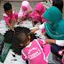 TK Muslimat Kabuh Tanamkan Kepedulian Sosial