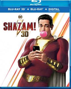 Shazam! [2019] [3D] [B25] [Latino]