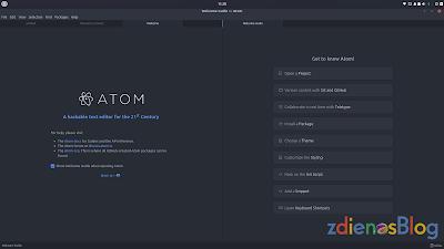 aplikasi atom editor
