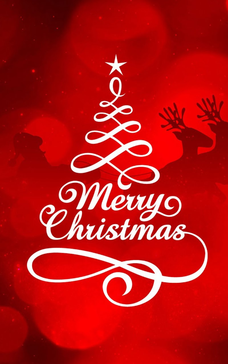 Click Here To Download 1080x1920 Pixel Merry Christmas And Happy New Year 2014 Galaxy Note HD Wallpaper