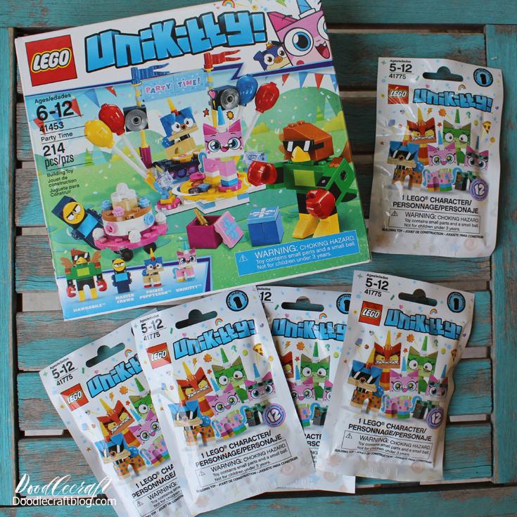 How to Build: Lego Unicorn Instructions--10 ways!