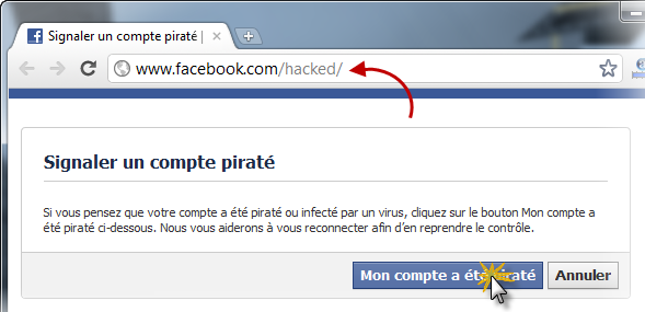 How to recover a pirated Facebook account! My account has been hacked