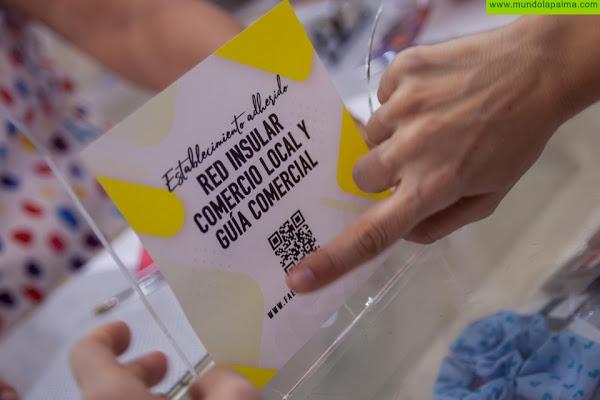 Los ayuntamientos de Barlovento, San Andrés y Sauces y Puntallana,  incorporan su oferta comercial y empresarial a la Guía Digital de FAEP