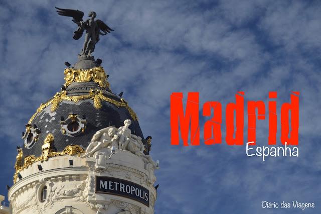 O que visitar em Madrid, Espanha