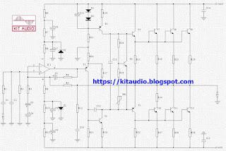 Amplifier 250 - 500W